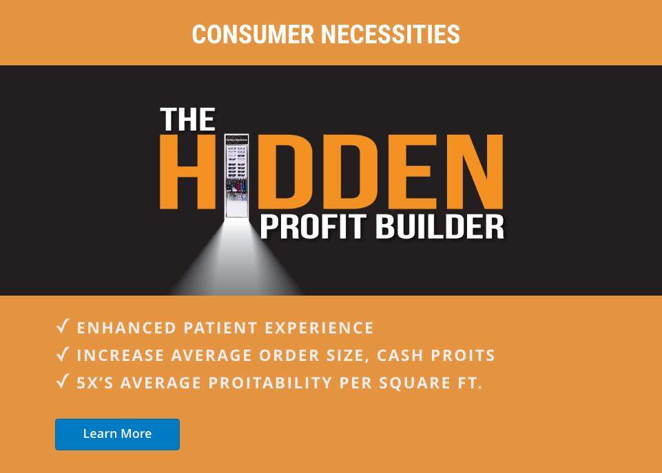 Hilco Vision Hidden Profit Builder Features