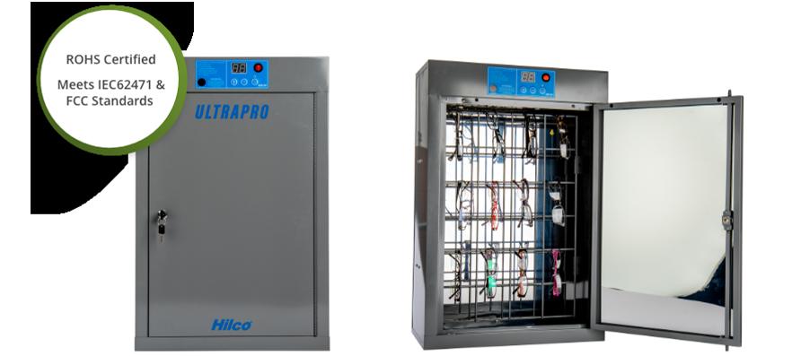 uvc ultrapro 24 frame sanitizer tool