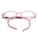 Little Ones 305 - Pink Frame w/ Pink Kitty Case