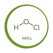 hypochlorous acid icon