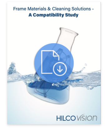 rame materials cleaning solutions compatibility study cover