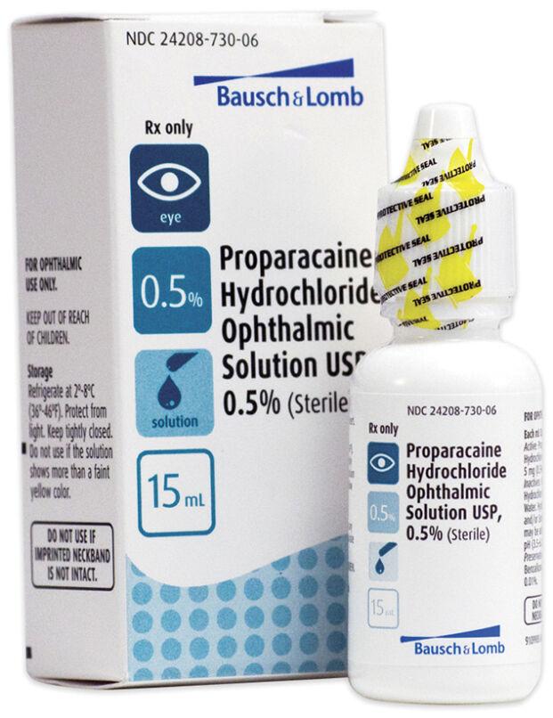 B&L Proparacaine