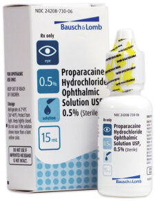 Proparacaine HCl Ophthalmic Solution