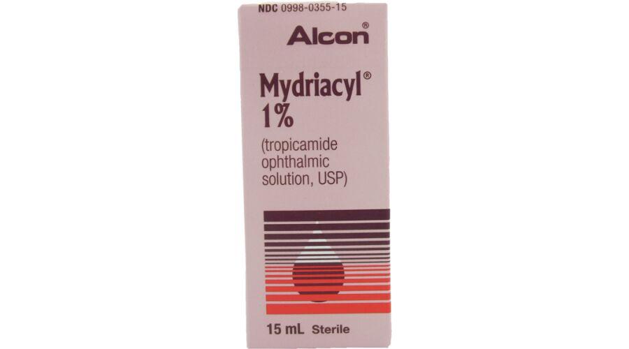 MYDRIACYL 1% OPH SOLN 15 ML NDC 00998-0355-15