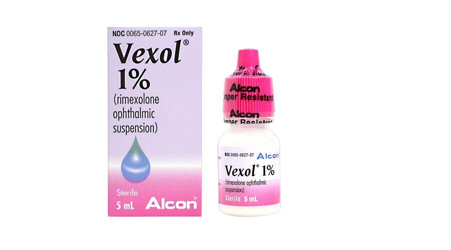VEXOL 1% OPH SUSPENSION 5 ML 0065-0627-07