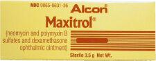 Maxitrol® Ointment