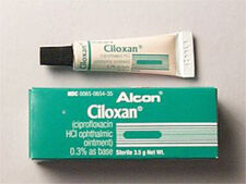 Ciloxan Ointment