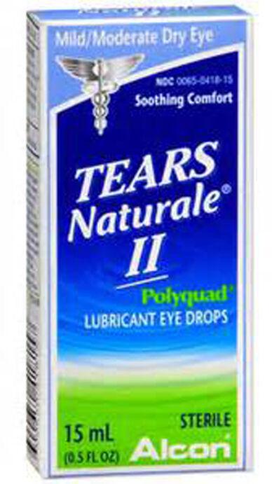 Tears Naturale II Polyquad Formula