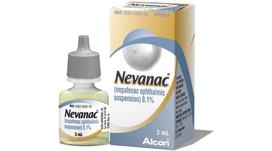 NEVANAC DROPS 0.1% 3ML NDC 00065-0002-03