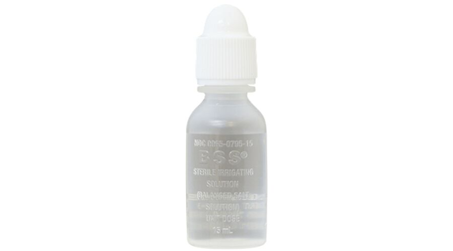 BSS STERILE IRRIGATING SOLN 15 ML