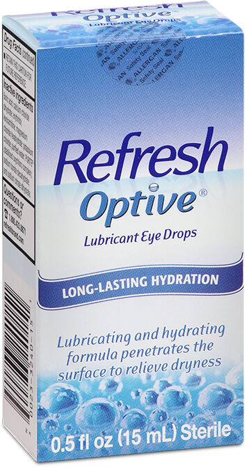 Refresh Optive Drops