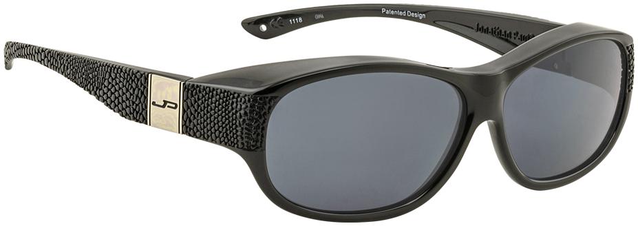 Jp: Serpentine Black - Polarvue Grey