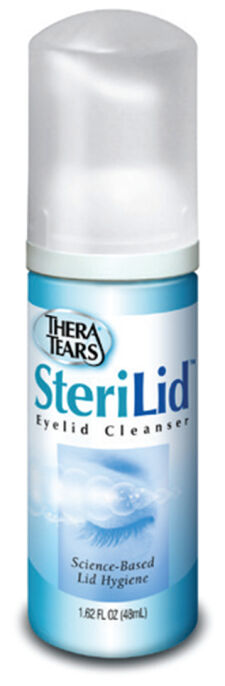 Thera Tears SteriLid Eyelid Cleanser