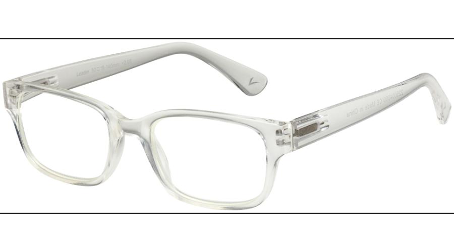 BLU-BAN GLASSES 4505 CRYSTAL +1.00