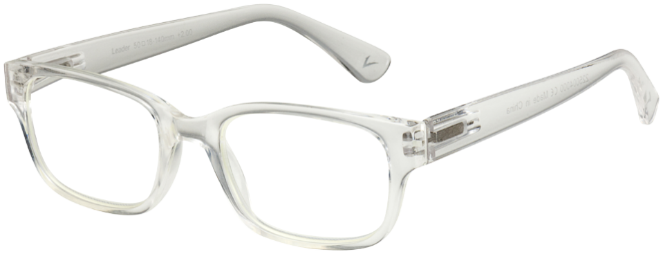 Blu-Ban Glasses 4505 Hintz Crystal Plano