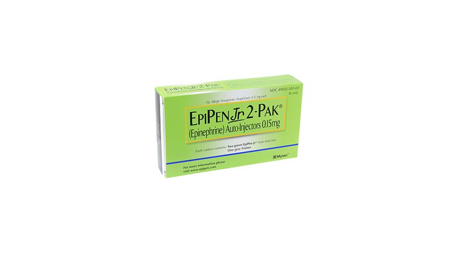 EPIPEN JR EPINEPHRINE AUTO-INJECTOR (2 PACK)