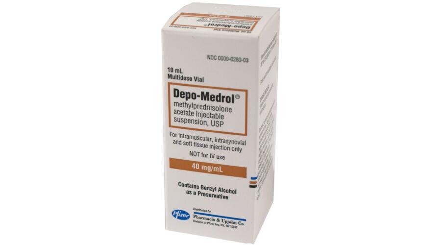 DEPO-MEDROL 40 MG/ML MDV 10 ML NDC 0009-0280-03