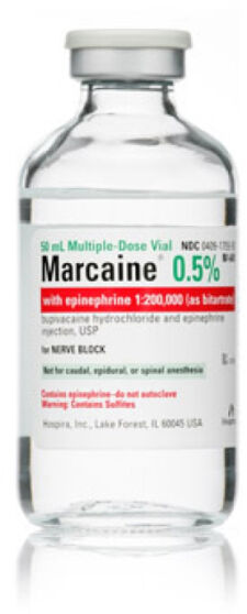 Marcaine® (bupivacaine HCl) Injection