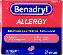 Benadryl Allergy Ultra