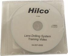 Hilco® Deluxe Lens Drilling System CD-ROM