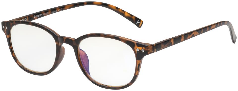 Blu-Ban Glasses 7505 Morrison Matte Tort Plano
