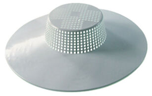 Contact Lens Drain Strainer