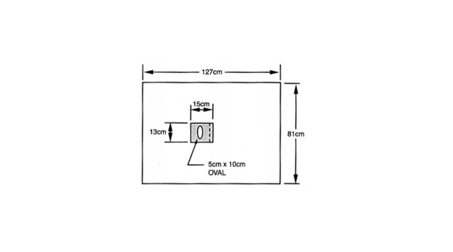 Bilateral Procedure AB-2836 Drape