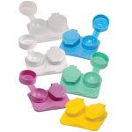 Contact Lens Cases Assorted 50/Pack