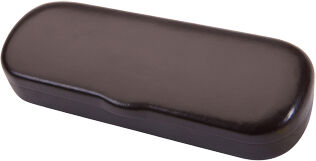 Providence Eyewear Case, Hard, Brown