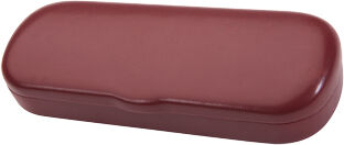 Providence Eyewear Case, Hard, Burgundy