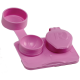 Contact Lens Cases Lavender 50/Pack
