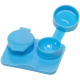 Contact Lens Cases Blue 50/Pack