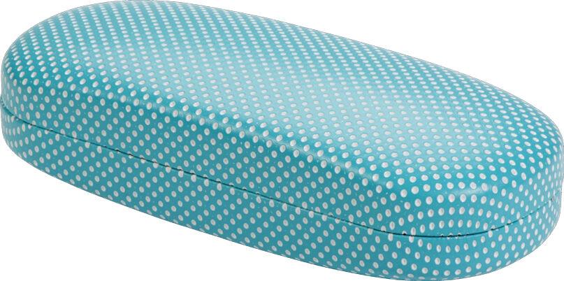 Polka Dot Blue Imprinted