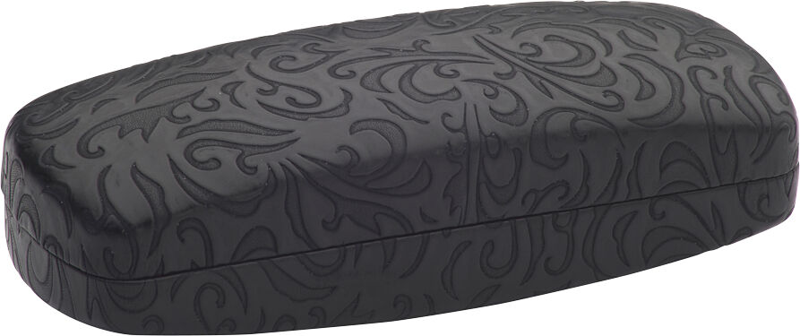 Tooled Sun Black Imprinted