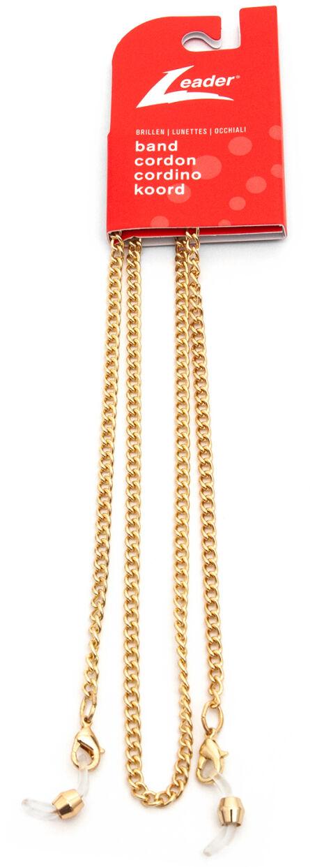 Small Curb Fashion Chain, Gold
