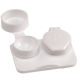 Contact Lens Cases White 50/Pack