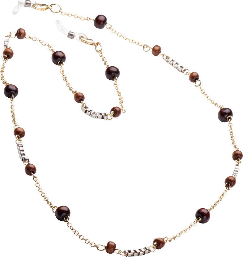 Buddha Fashion Holder/Necklace, Brown