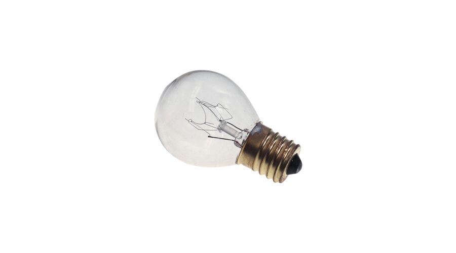 Lensometer Bulb 11163 130V 10W (Old Style) Clear for AO 603B