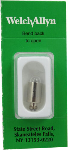 Retinoscope Bulb 03700 3.5V (Welch Allyn Brand) for Welch Allyn 18100 Streak