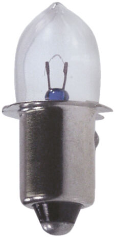 Flashlight Bulb PR2 2.38V for Worth 4 Dot