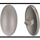 13mm, Oval, Screw-On - 3 Pair