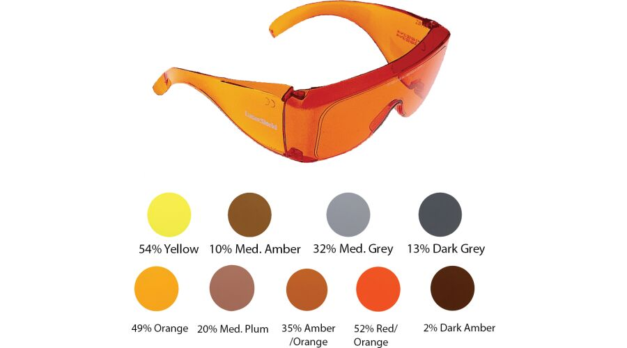 NOIR: UVSHIELD 54% YELLOW