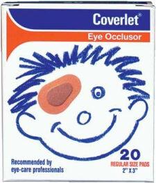 Coverlet Eye Occluder