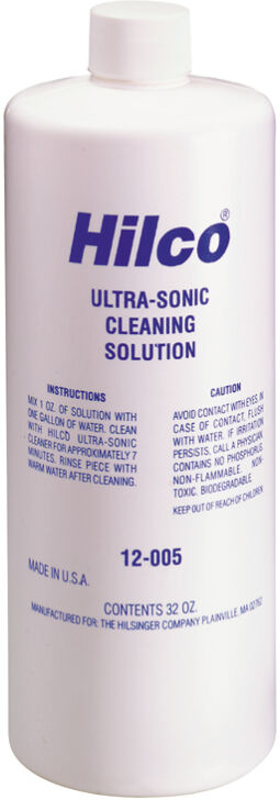 Ultrasonic Cleaning Solution Concentrate