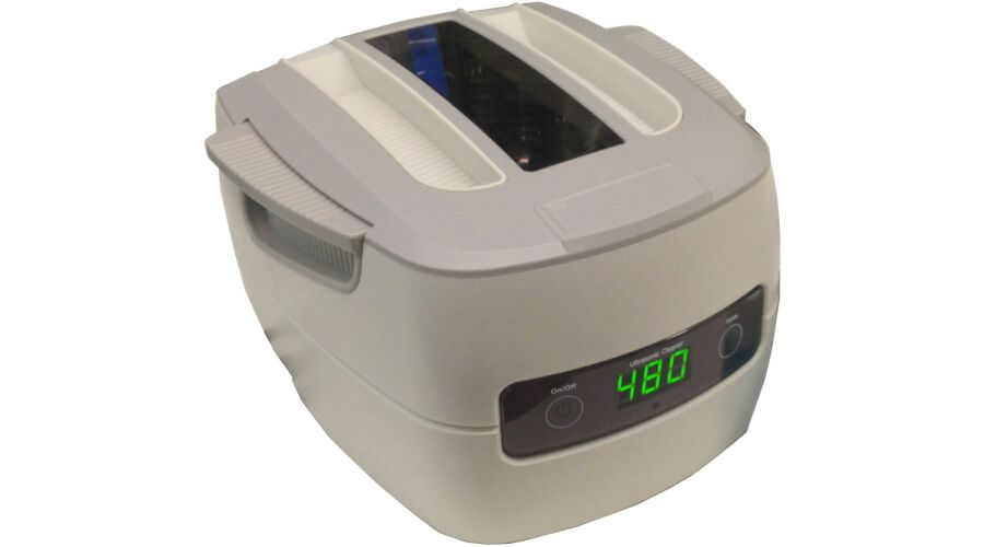 Hilco® Ultrasonic Cleaner w/ Digital Timer