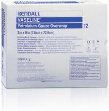Kendall Vasoline® Petrolatum Gauze Overwrap
