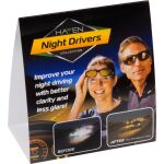 Night Driver Counter Card