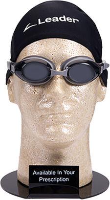 Foam Head Display w/ Rx Sign