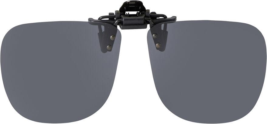 FLIP-UP SQUARE GRAY POLARIZED 60-12