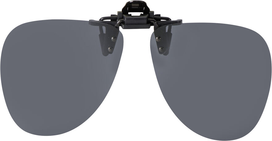 FLIP-UP ROUND GRAY POLARIZED 59-12